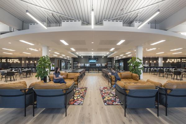 Deliveroo Headquarters, London, UK (Unispace)